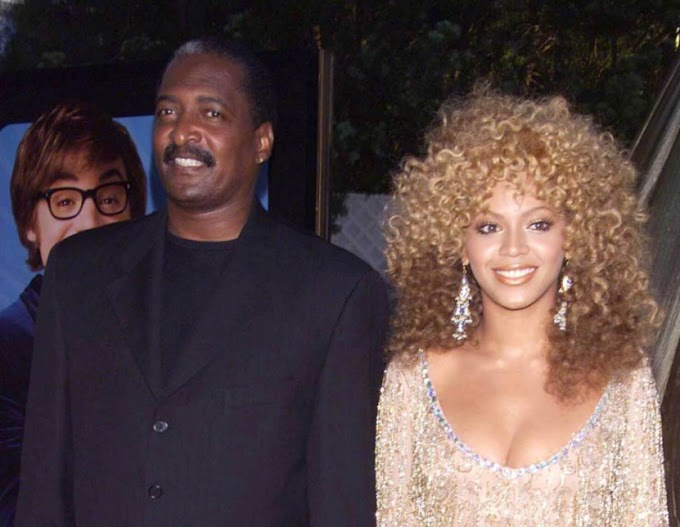 Beyonce's dad says again that the singer wouldn't have been successful if she were darker