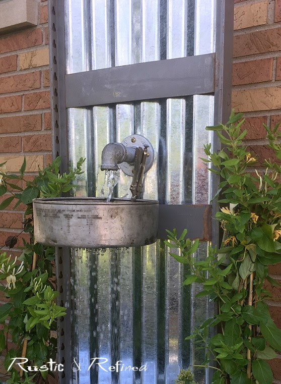 DIY Water Fountain