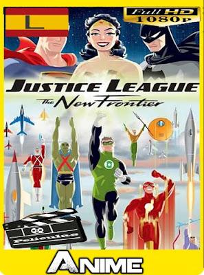 La Liga de la Justicia: La nueva frontera (2018) HD [1080P] latino [GoogleDrive-Mega]nestorHD