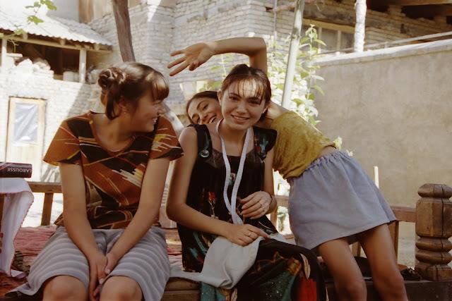 Ouzbékistan, Samarcande, Bakhora, Kumush, Nigina, © L. Gigout, 2001