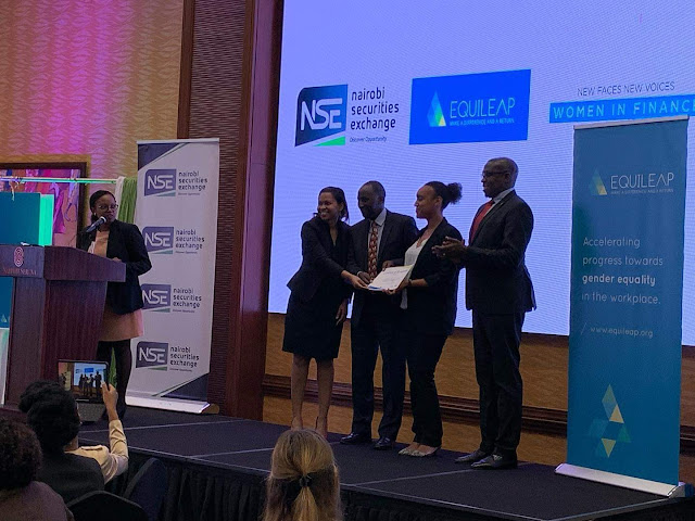 Standard Chartered Bank named top in gender equality