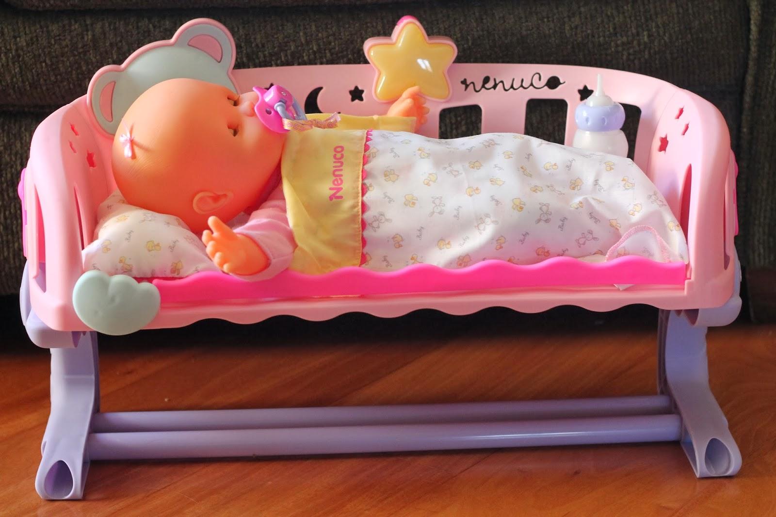 Nenuco Sleep With Me Baby Doll Amp Cradle Review