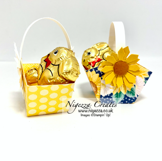 3D Paper Trimmer March Blog Hop: Easter