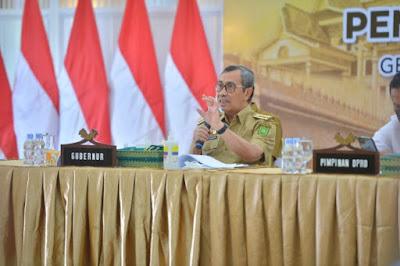 Gubernur Riau Dukung Larangan Mudik Lebaran 1442 H