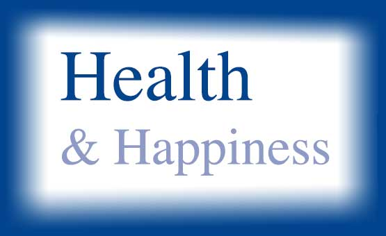 health and happiness relationship