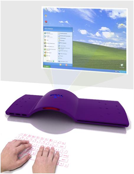 Future Computer Technology: Dell Froot Gadget