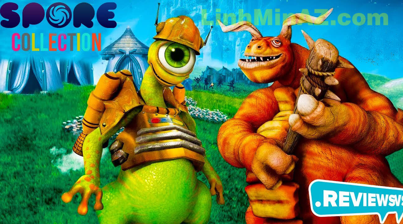 SPORE COLLECTION free download3