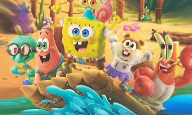 Watch the 30-Second Teaser Coral Camp Series: Spongebob's Under Years!
