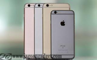 Harga dan spesifikasi iPhone 6S Plus