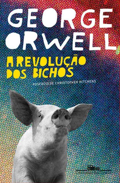 A Revolução dos Bichos George Orwell