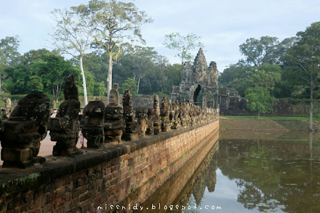 what to see in angkor thom