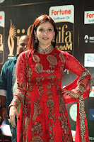 Mannara Chopra and Khushbu in Red at IIFA Utsavam Awards 2017  Day 2  Exclusive 15.JPG