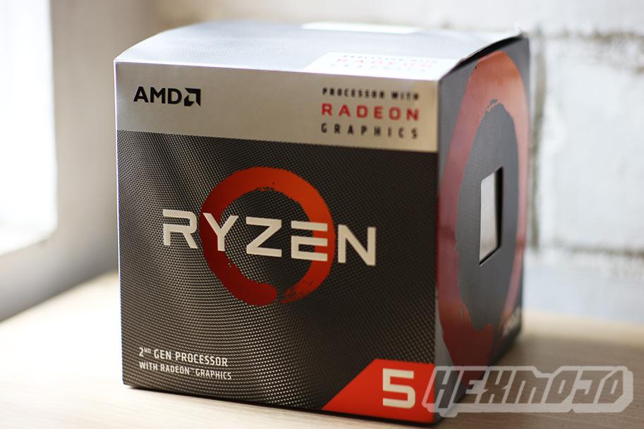 Amd Ryzen 5 3400g Vega 11 Review Hexmojo