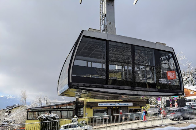 Ride the Cable Car to Nordkette with the Innsbruck Card