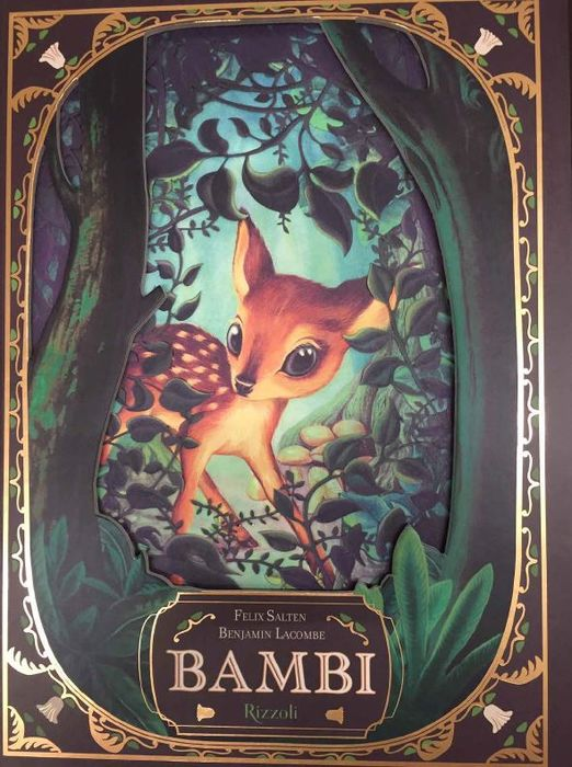 Bambi | Recensione del romanzo di Felix Salten, nella nuova edizione Rizzoli