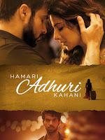 Hamari Adhuri Kahani 2015 Hindi 720p BluRay