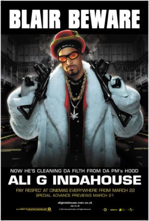 Ali G Quotes Sayings: Ali G Indahouse (2002)