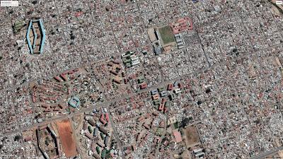 Aerial view Alexandra