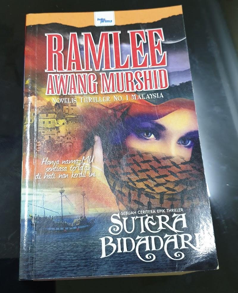 MY Review : Novel 'Sutera Bidadari'