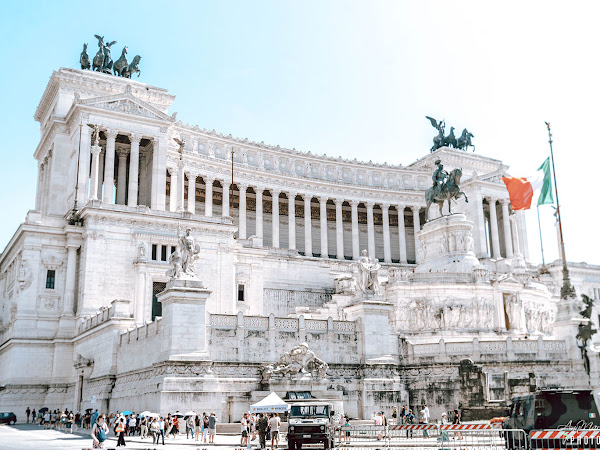 Things You Must Do On Your First Trip To Rome ~ #VisitRome