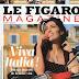 LISTA PRODOTTI UTILIZZATI: Rossano De Cesaris Make Up Artist per l'editoriale Le Figaro Mag con Caterina Murino