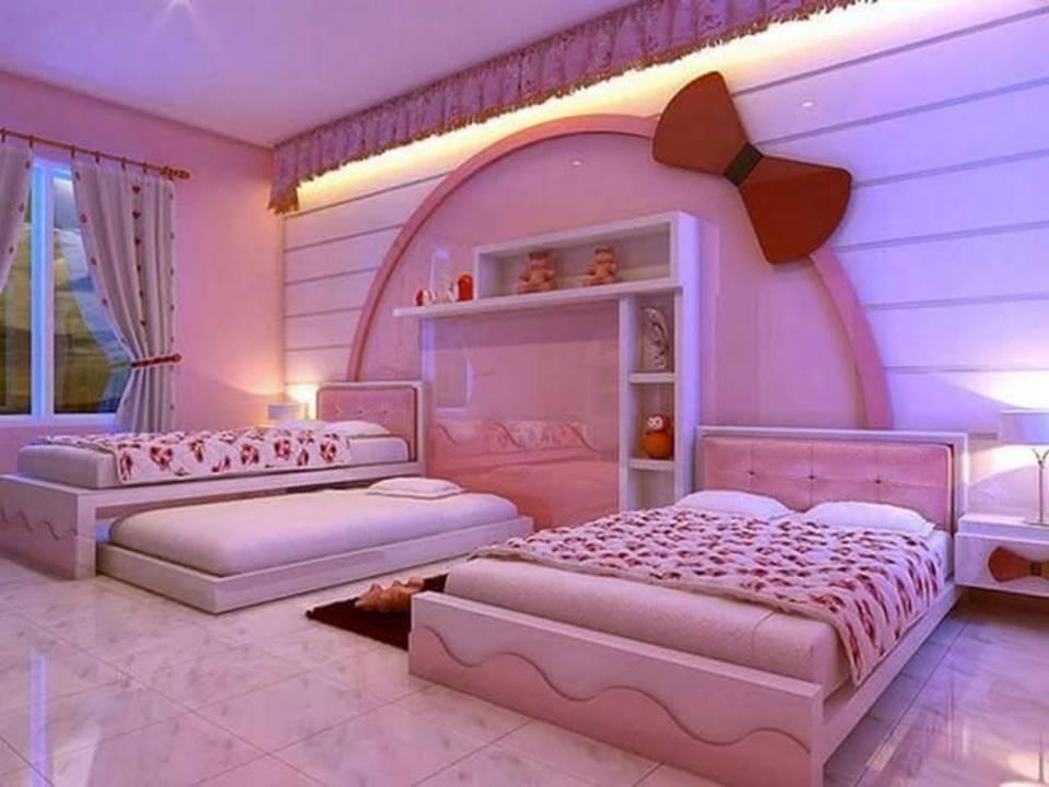 Kids Room Decorations Bedding Set Bed Sheet And Pillowcase Digital P Shalinindia