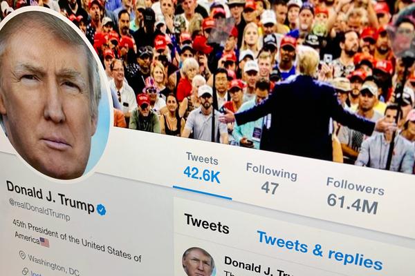 دونالد ترامب يفقد امتيازه على تويتر و قد يتعرض للحظر!