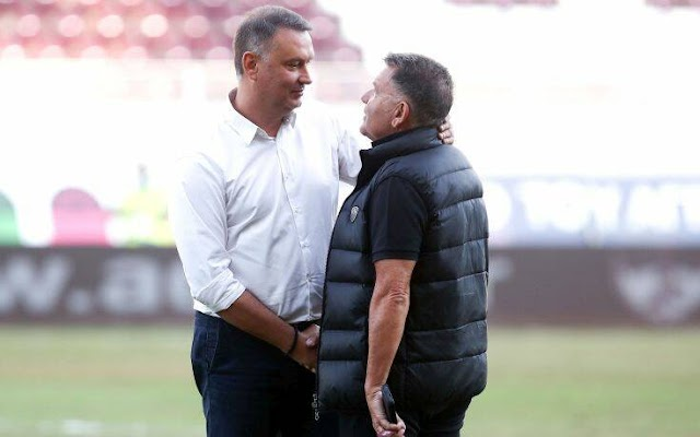 Κούγιας: Λυπάμαι για τον Γρηγορίου, ήθελα να είναι μόνιμος προπονητής της ΑΕΛ