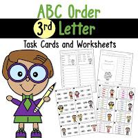 ABC Order 3rd Letter