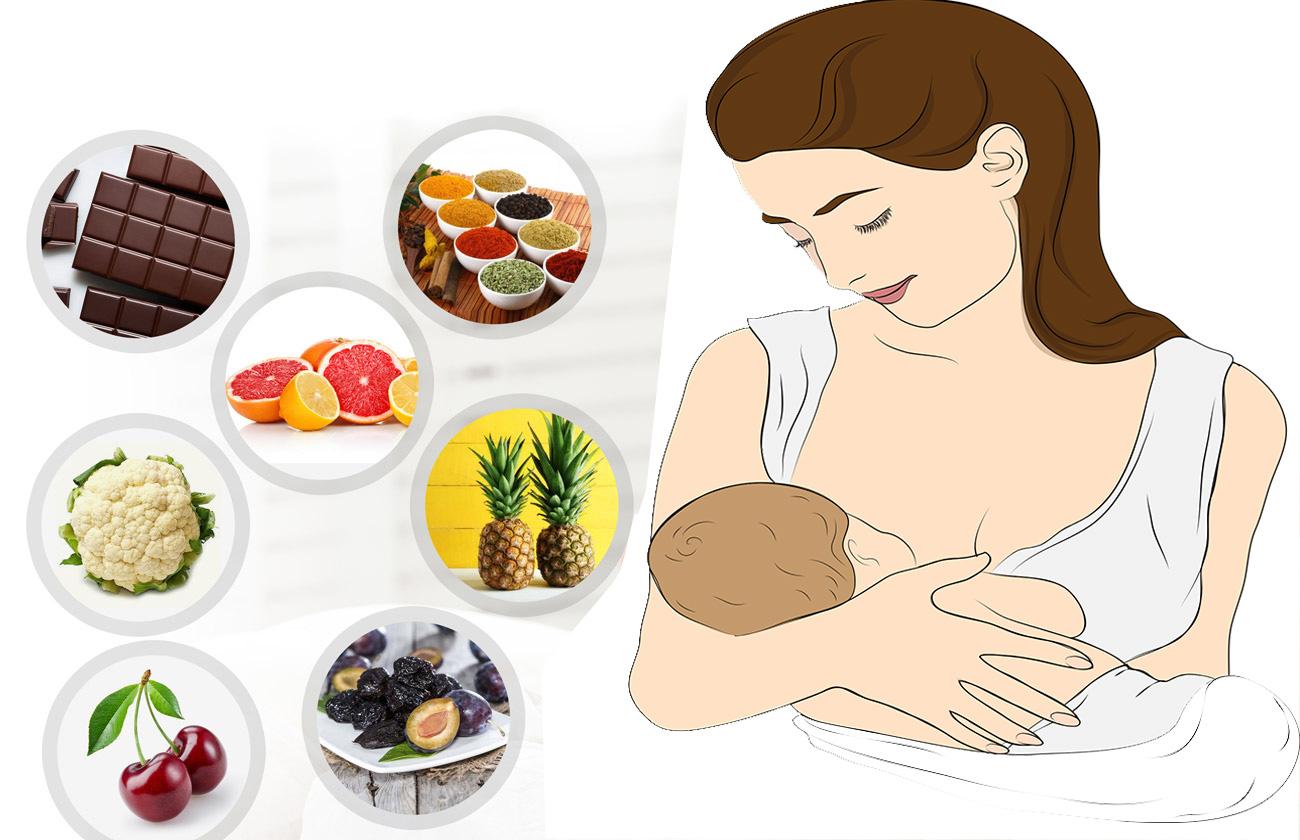 Top 10 des aliments qui améliorent la production de lait maternel