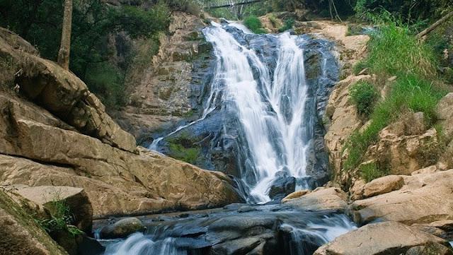 khu du lịch thác hang cọp đà lạt
