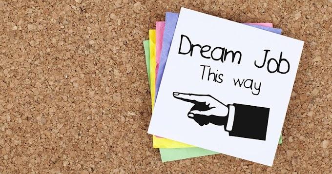 30 Days Blog Challenge #Day 7 : My Dream Job