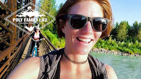 [PolyFamilyLife] Katie Kush, Lana Mars, AKGingersnaps (Alaska Road Trip – Episode 4 / 12.17.2020)