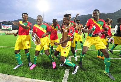 موعد مباراة غينيا وبورندي كأس أمم إفريقيا 2019