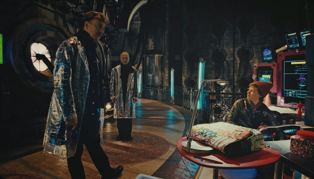 the zero theorem david thewlis christoph waltz lucas hedges