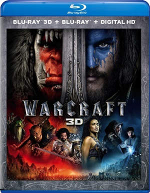 Warcraft: The Beginning (2016) 3D Latino