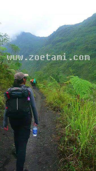 Informasi Jalur Pendakian Gunung Galunggung