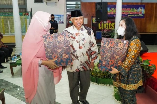 Ketua Pengadilan Negeri Selong dipindah ke Jawa Timur