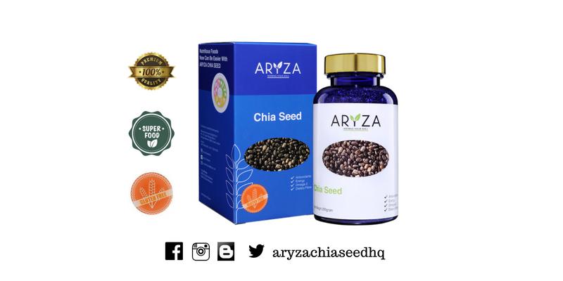 biji chia Aryza Chia Seed