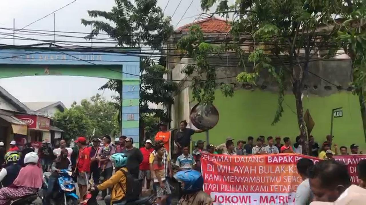Terkuak! Ini Dalang Penghadangan Prabowo di Surabaya