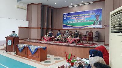 Rotasi Pejabat Administrator dan Pengawas IAIN Batusangkar