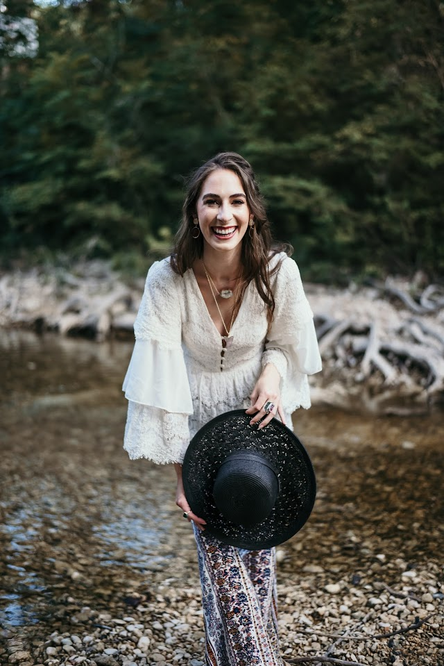 Boho Styled Shoot for K.Kennedy Jewelry with Lauren Crumpler Photography