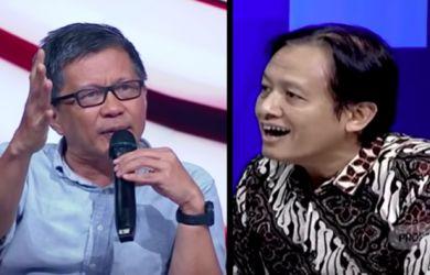 Prof Henry Subiakto Ejek Rocky Gerung, Alumni Unair: Woiy, Gausah Bawa Nama Kampus Napa!