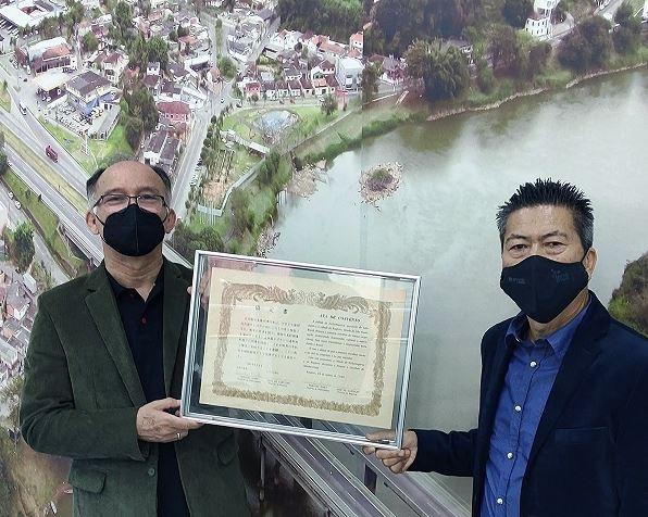 Registro-SP e Nakatsugawa celebram 40 anos de irmandade
