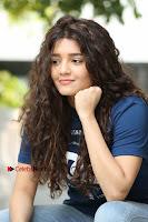 Actress Rithika Sing Latest Pos in Denim Jeans at Guru Movie Interview  0146.JPG