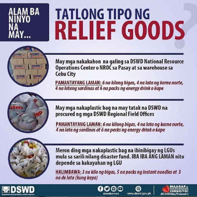 uri ng relief goods