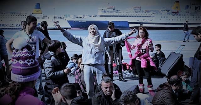 Η μαζική παράνομη μετανάστευση απειλεί τον Ελληνισμό