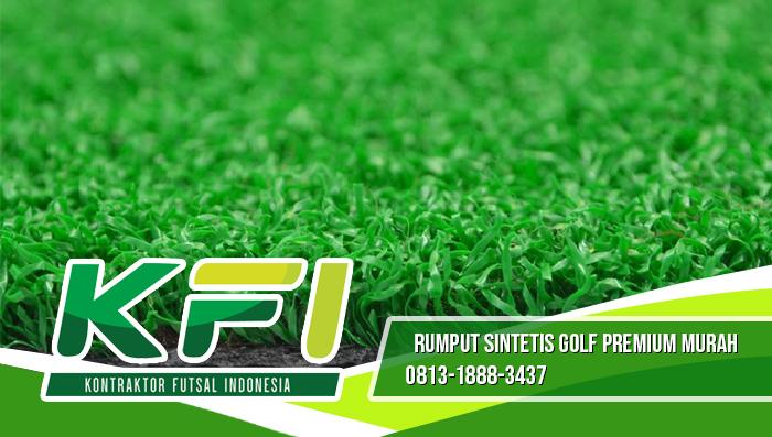 rumput sintetis golf murah