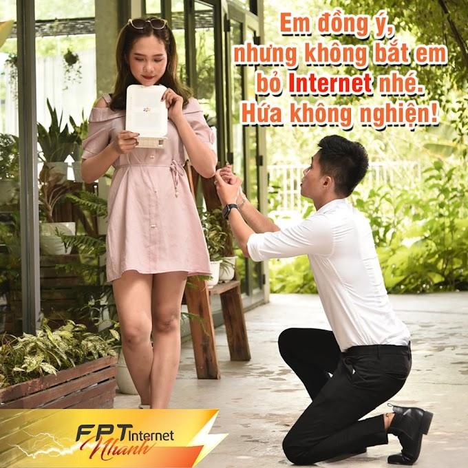 Đăng Ký Lắp Đặt Mạng Internet FPT Tại Thái Nguyên
