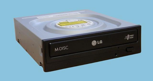 3. Optical Drive CD DVD-ROM
